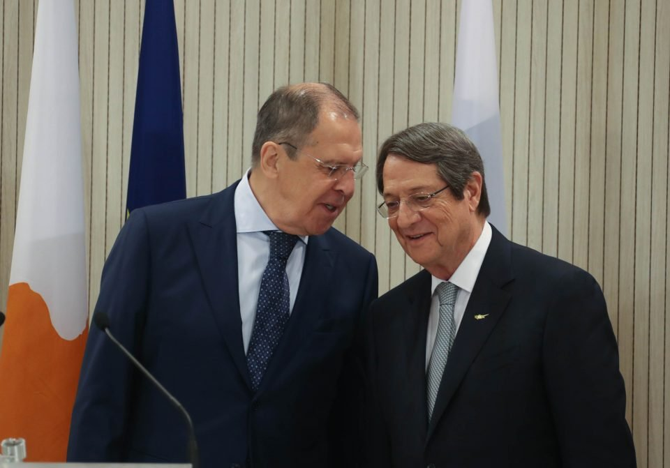 US actions in east Med contribute to conflict, Lavrov says | Cyprus Mail