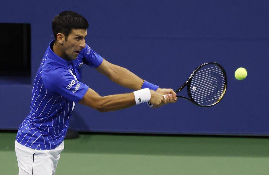 Us Open Grand Slam Tennis Tournament In New York