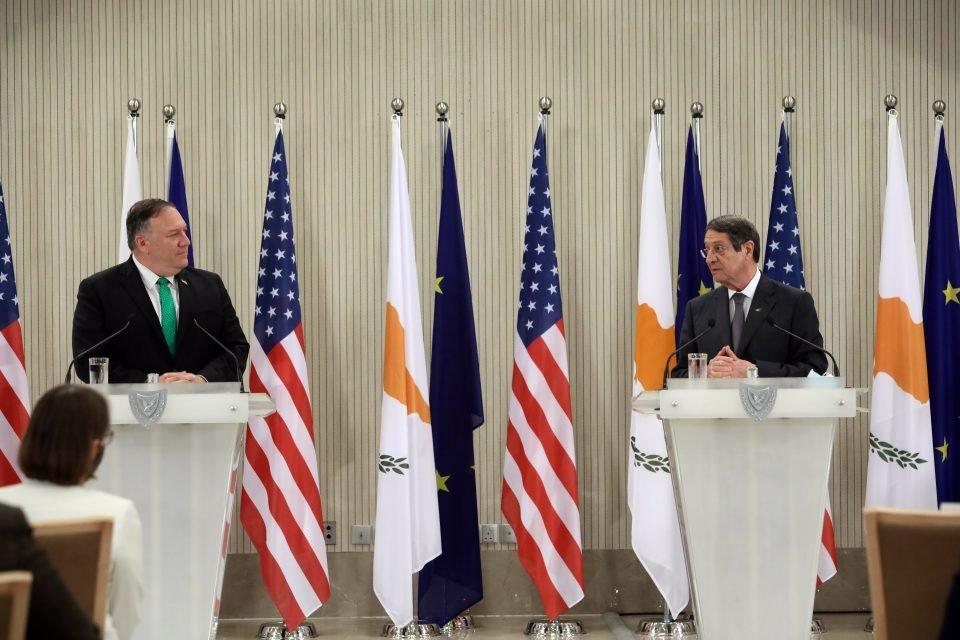ΠτΔ – Υπουργός Εξωτερικών ΗΠΑ – Δη