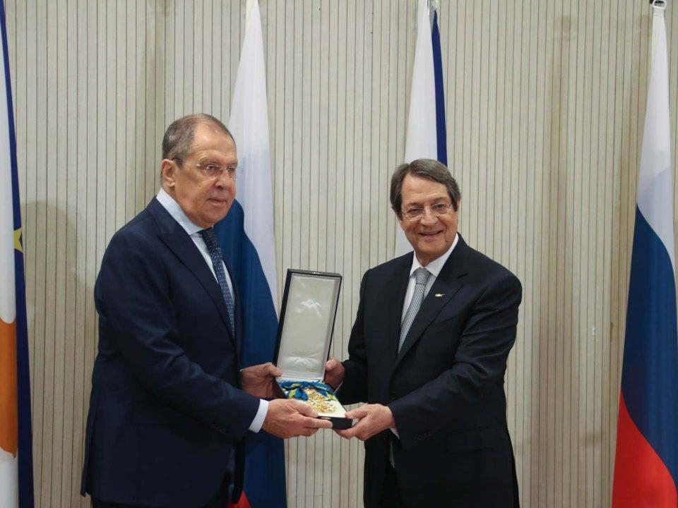 ΠτΔ Υπουργός Εξωτερικών Ρωσικής Ο