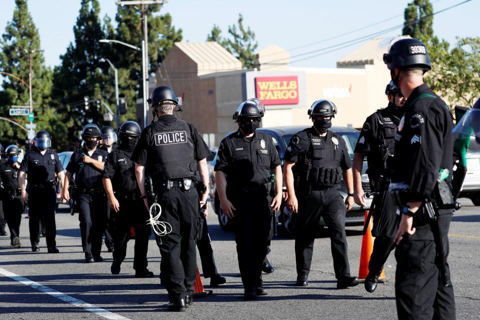 LA Sheriff Deputies Kill Black Man Over Bicycle Violations
