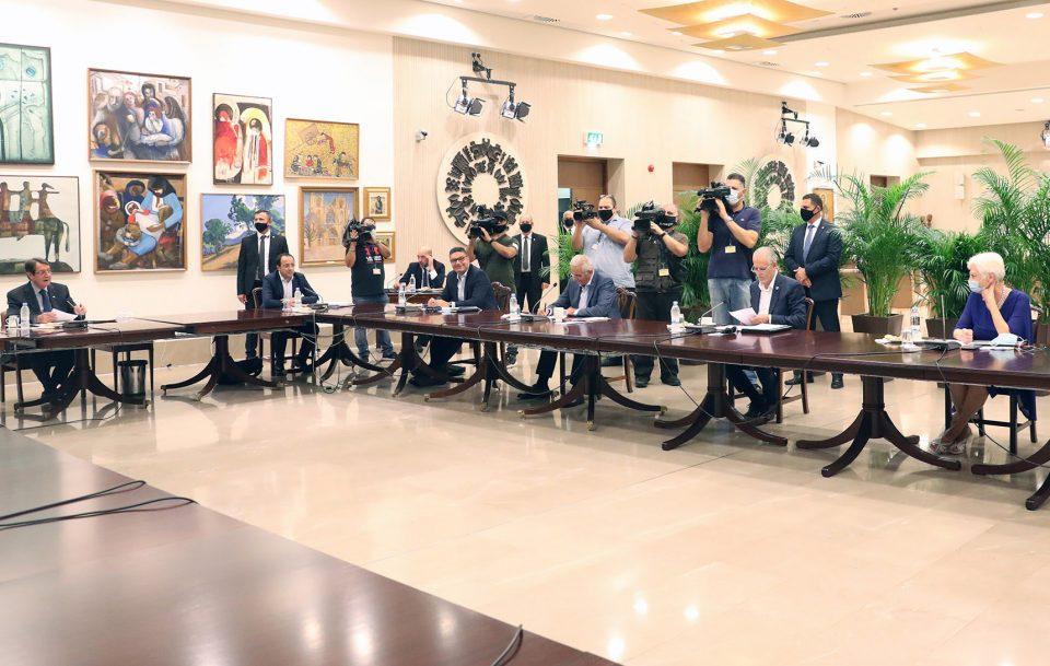ΠτΔ – Συμβούλιο Αρχηγών Πολιτικών