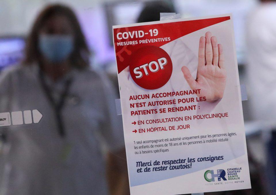 The Spread Of The Coronavirus Disease (covid 19) In Liege