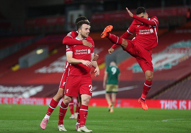 Premier League Liverpool V Sheffield United