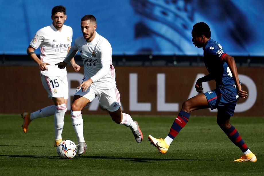 Depois de momentos conturbados no Real, Eden Hazard pode definitivamente ter se encontrado com seu bom futebol e pode ser decisivo contra a Inter nesta terça feira