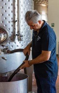 Feature Bejay Wine Production At Vasilikon