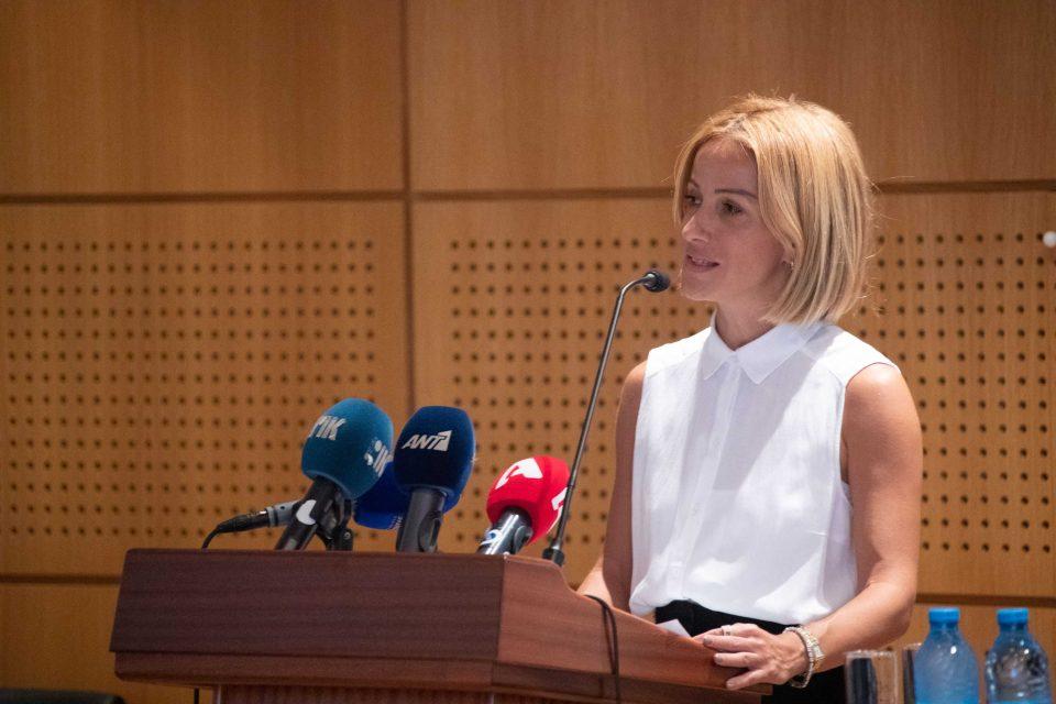 Υφυπουργός Έρευνας – Παρουσίαση γ