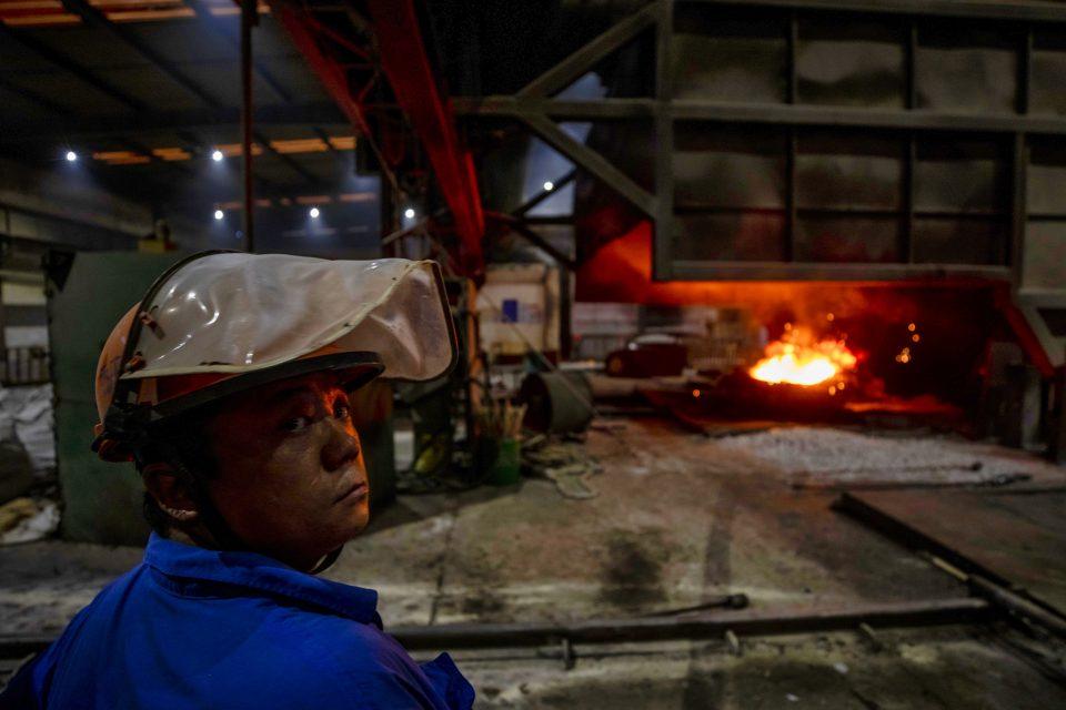Tiangong International Special Steel Factory