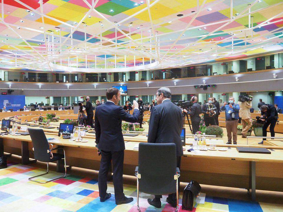 ΠτΔ Εργασίες Ευρωπαϊκού Συμβουλίο
