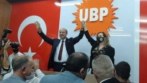 Feature Agnieska Ersin Tatar After The First Round Election Last Sunday (kibris Postasi)
