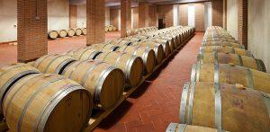 Feature Bejay Storage At The Vasilikon Winery