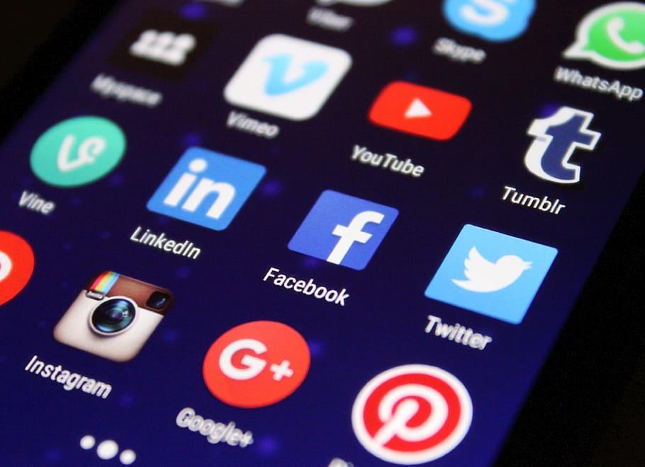 Media Social Media Apps Social Network