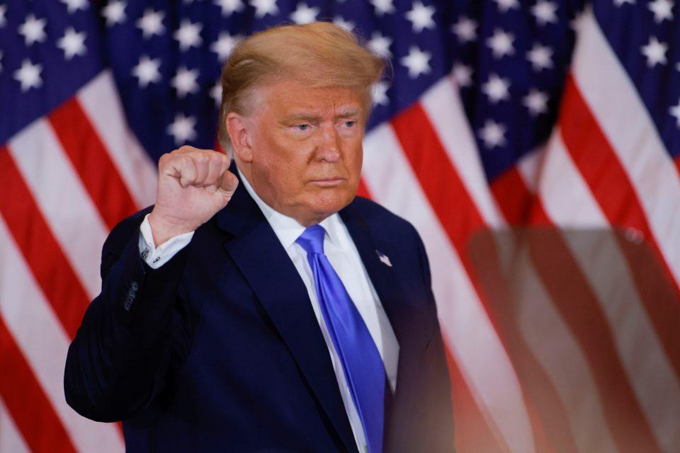 2020 U.s. Presidential Election In Washington D.c.