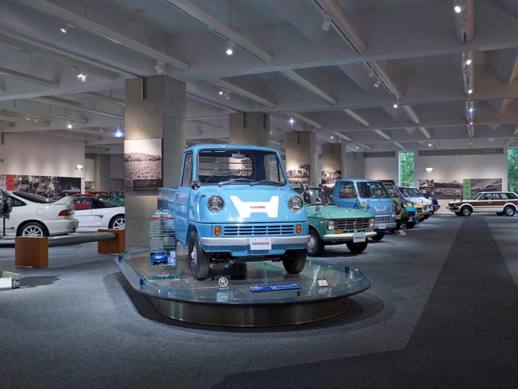 20201120 Honda Collection Hall Virtual B