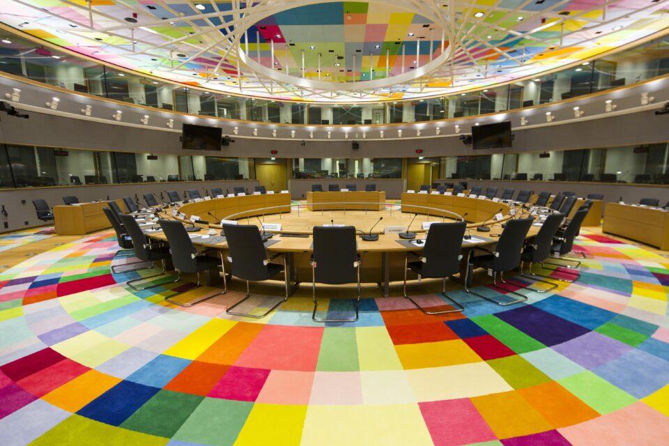European Council Meeting 5555