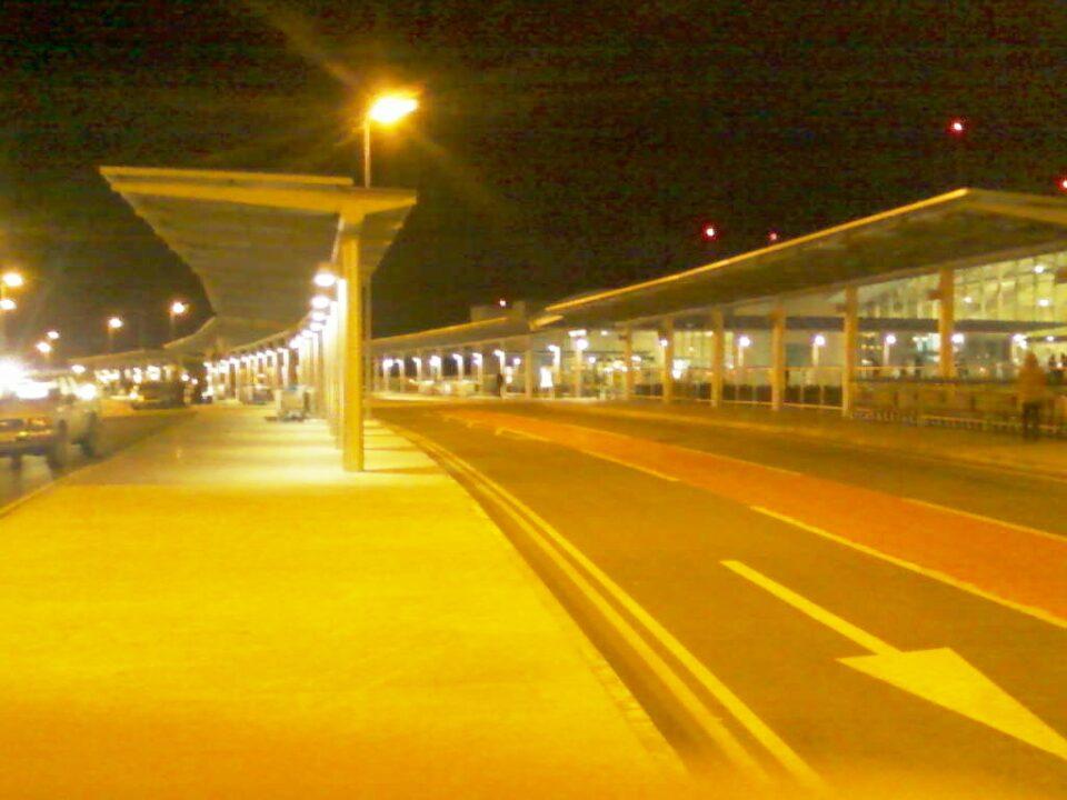 Larnaca Airport Parking 2010