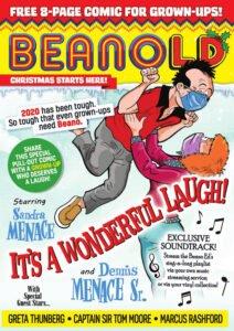 Beanold Comic