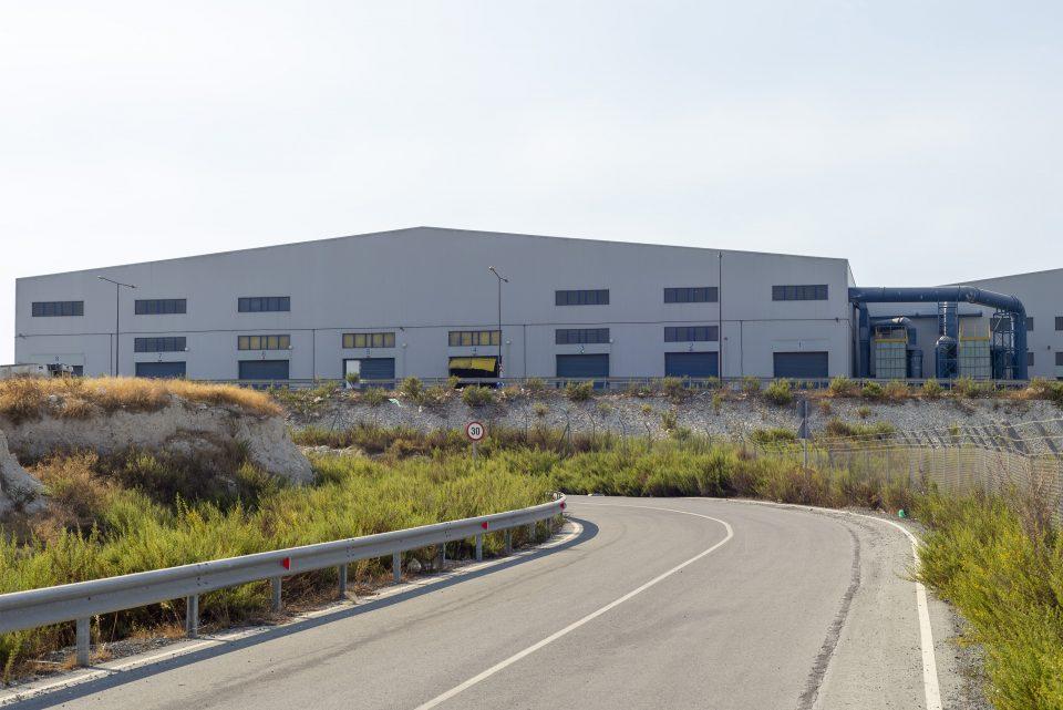 Feature Kyriacos The Pentakomo Waste Treatment Plant