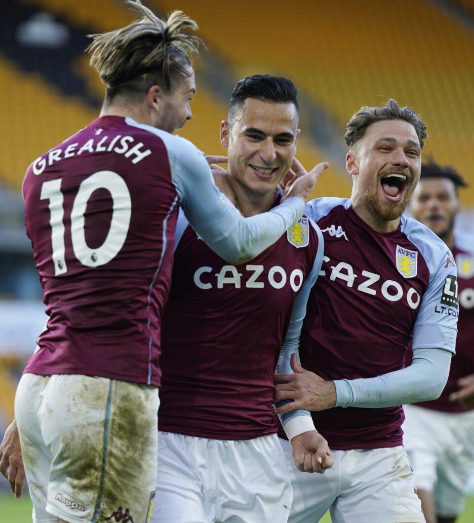 Premier League Wolverhampton Wanderers V Aston Villa