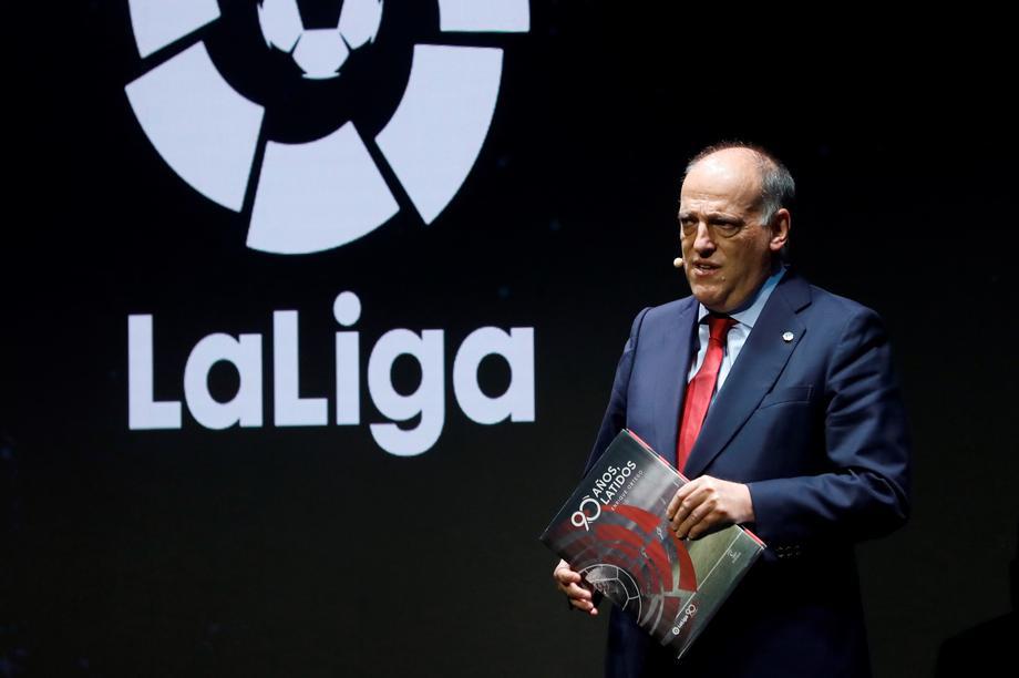 Laliga Santander Ambassador's Gala