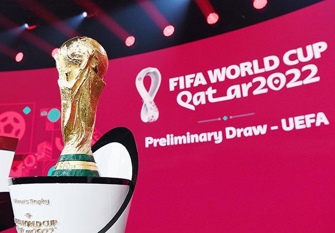 Fifa World Cup Qatar 2022 European Qualifying Draw
