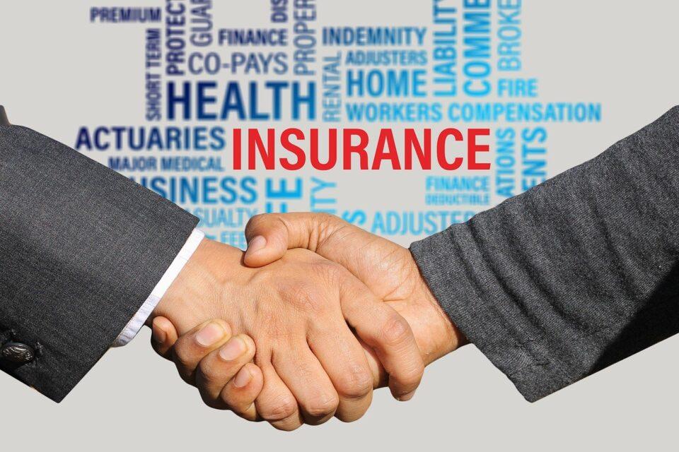 Insurance Handshake