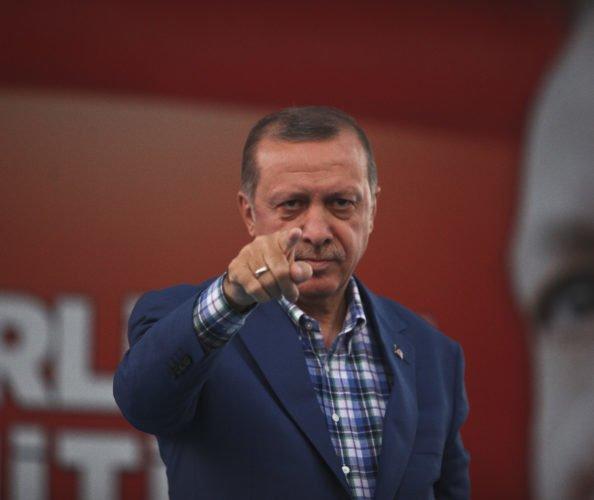 Erdogan Points The Finger At High Interest Rates