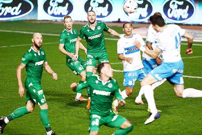 Apollon face Omonia in top of the table showdown Cyprus