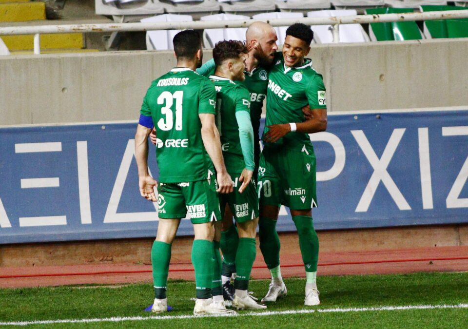 Omonia Apollon The nineteenth round of the Cypriot first division starts with the biggest game of the weekend when league leaders AEL Limassol host the most in-form team Omonia Nicosia.