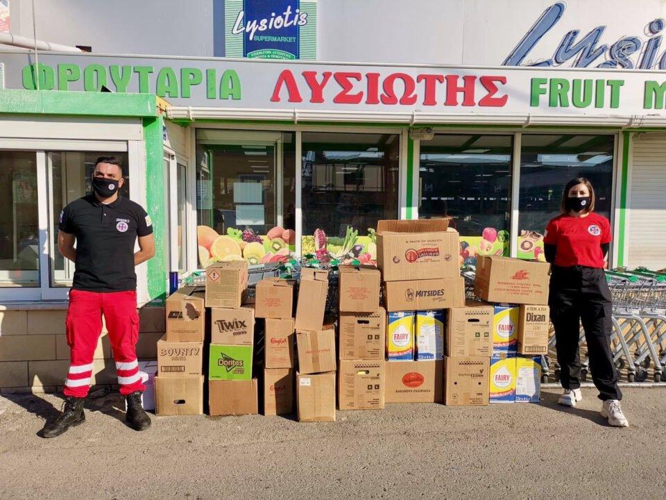 Bases Food Aid