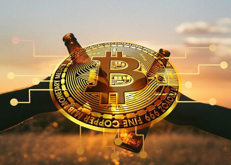 Bitcoin Champagne