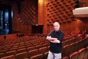 Feature Antigoni Pattihio Theatre Director Vasos Argyridis