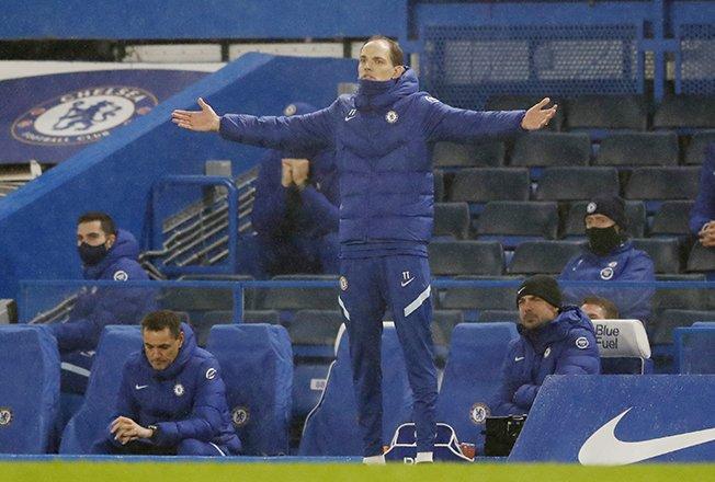 Premier League Chelsea V Wolverhampton Wanderers