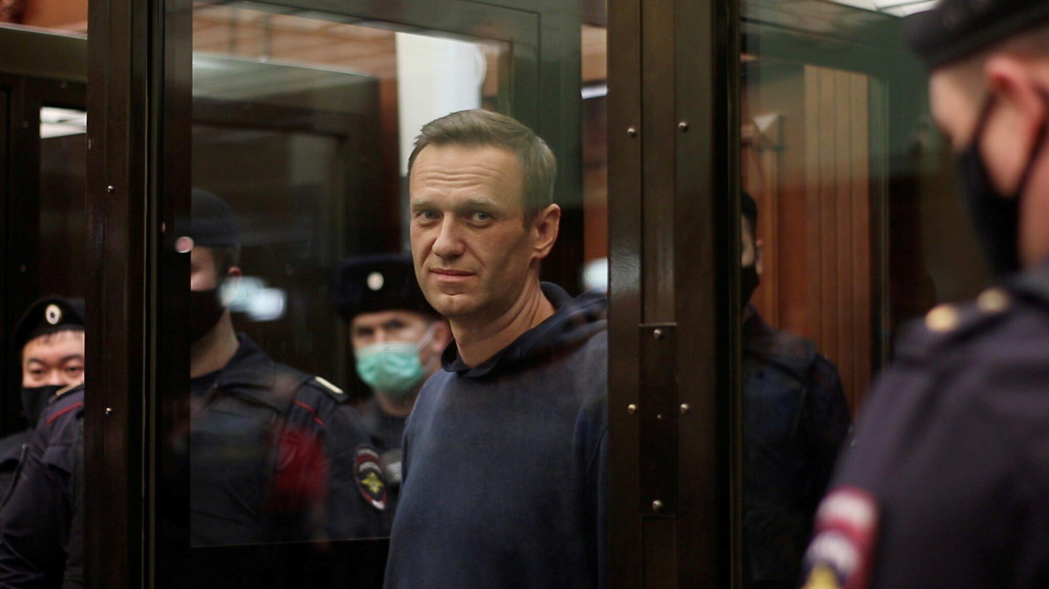 KUOW - In Court Hearing, Navalny Calls Putin A Naked