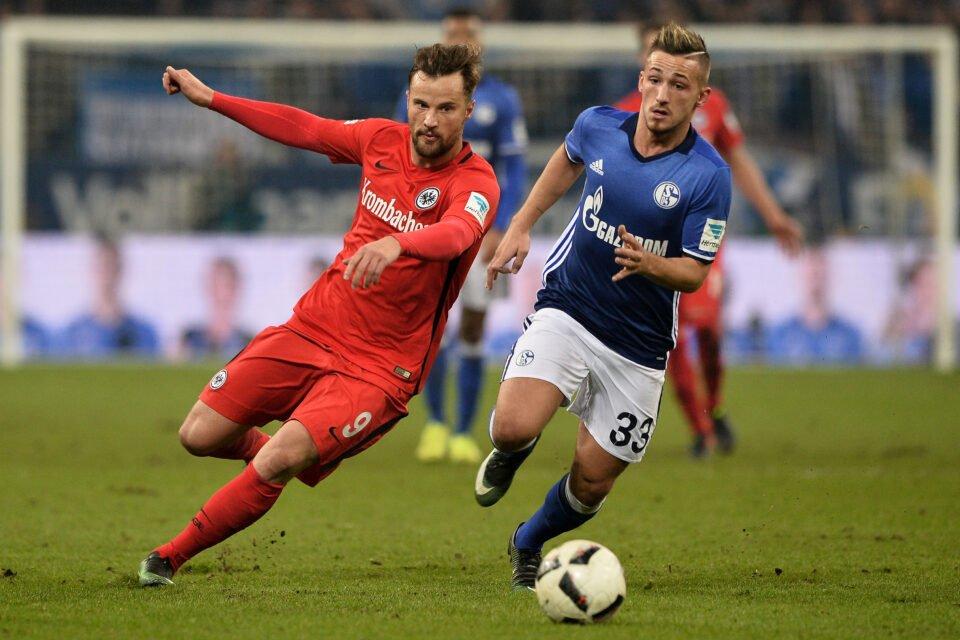 Fc Schalke 04 Vs Eintracht Frankfurt