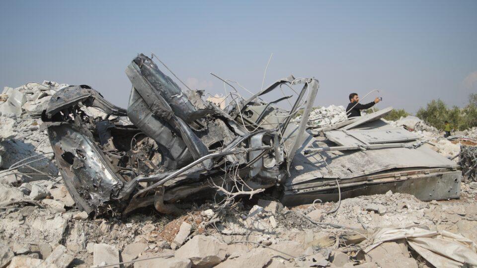 us military strike reportedly kills so called islamic state leader al baghdadi
