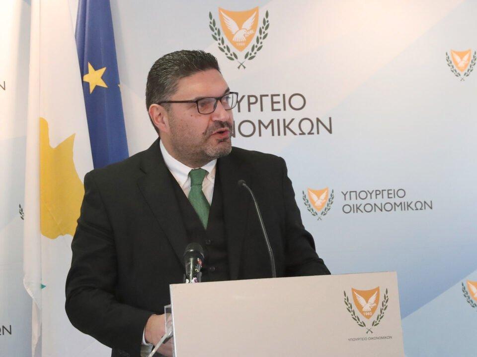 Υπουργός Οικονομικών – Δηλώσεις//fi
