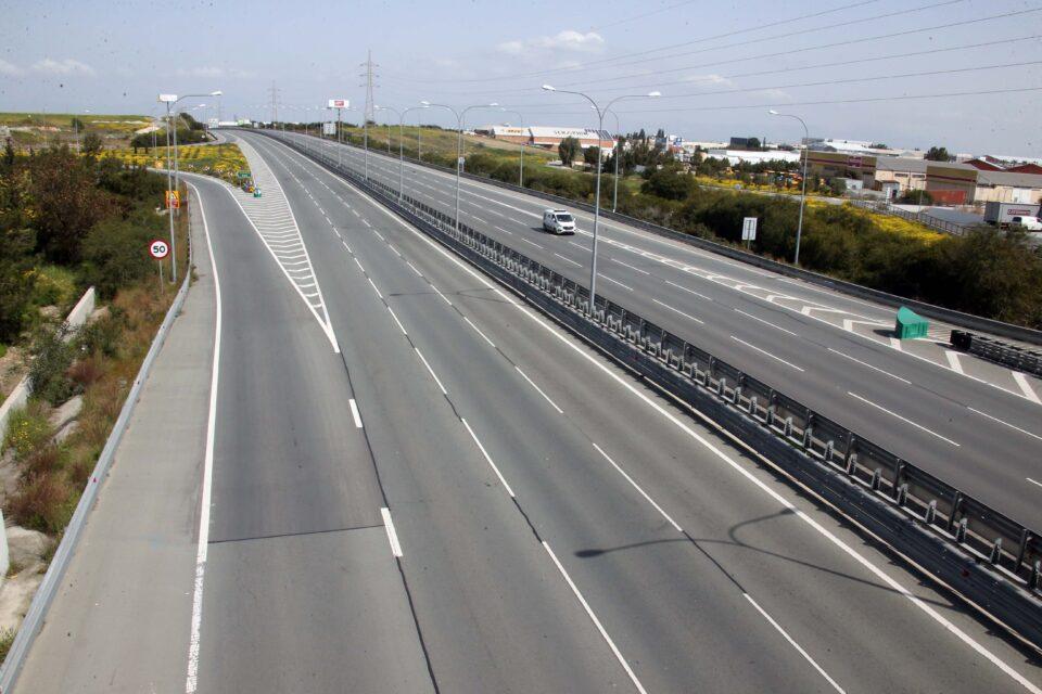 empty highway 2 christos