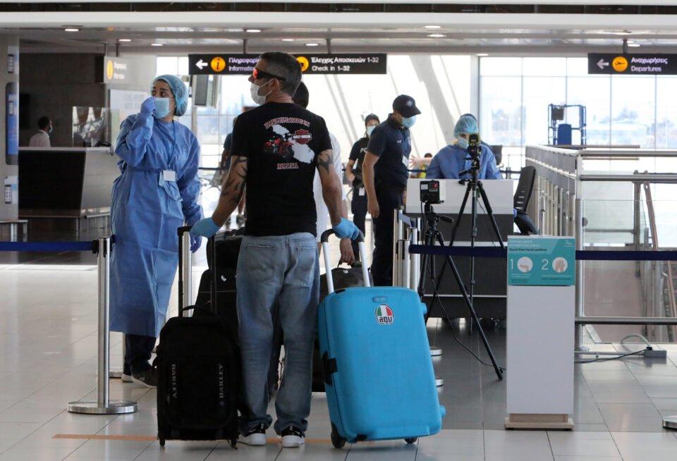 cyprus international airport reopens