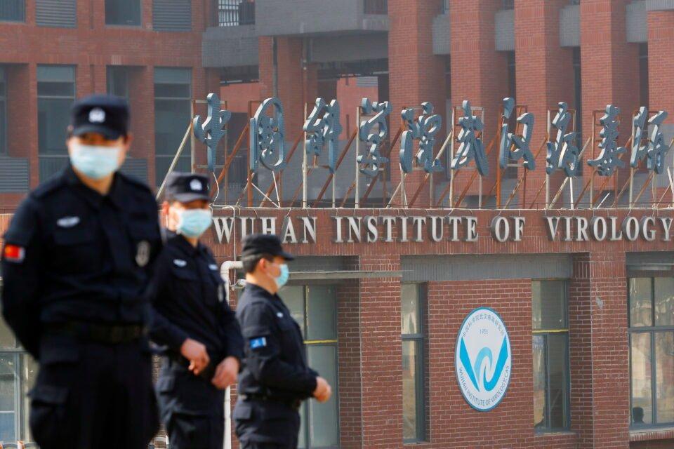 Who Team Visits Wuhan Institute Of Virology
