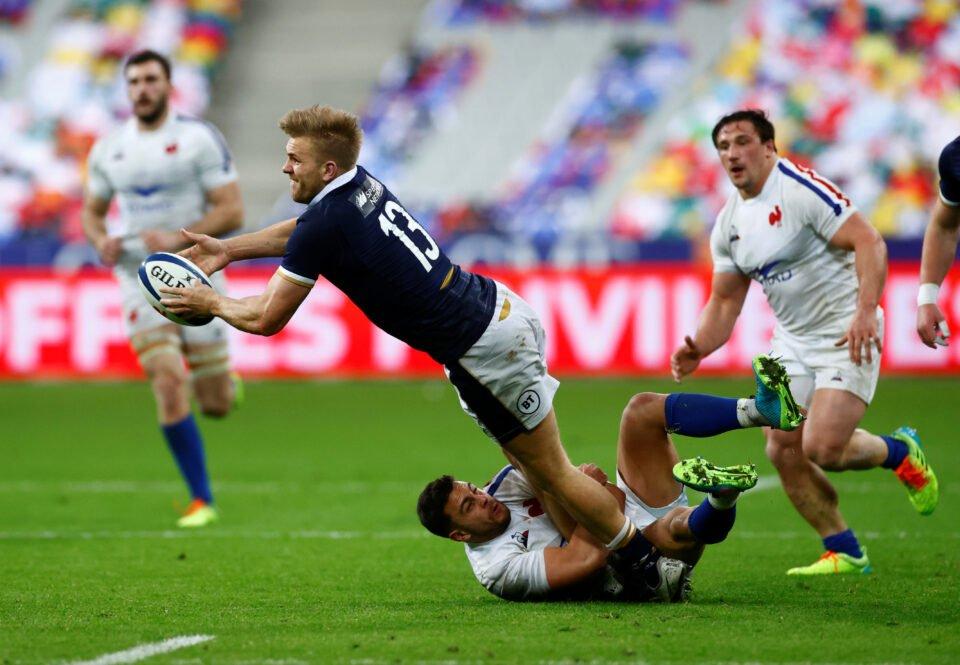 six nations championship france v scotland
