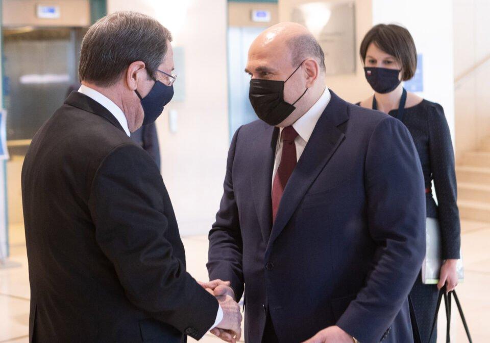 ΠτΔ – Πρωθυπουργός της Ρωσικής Ομο