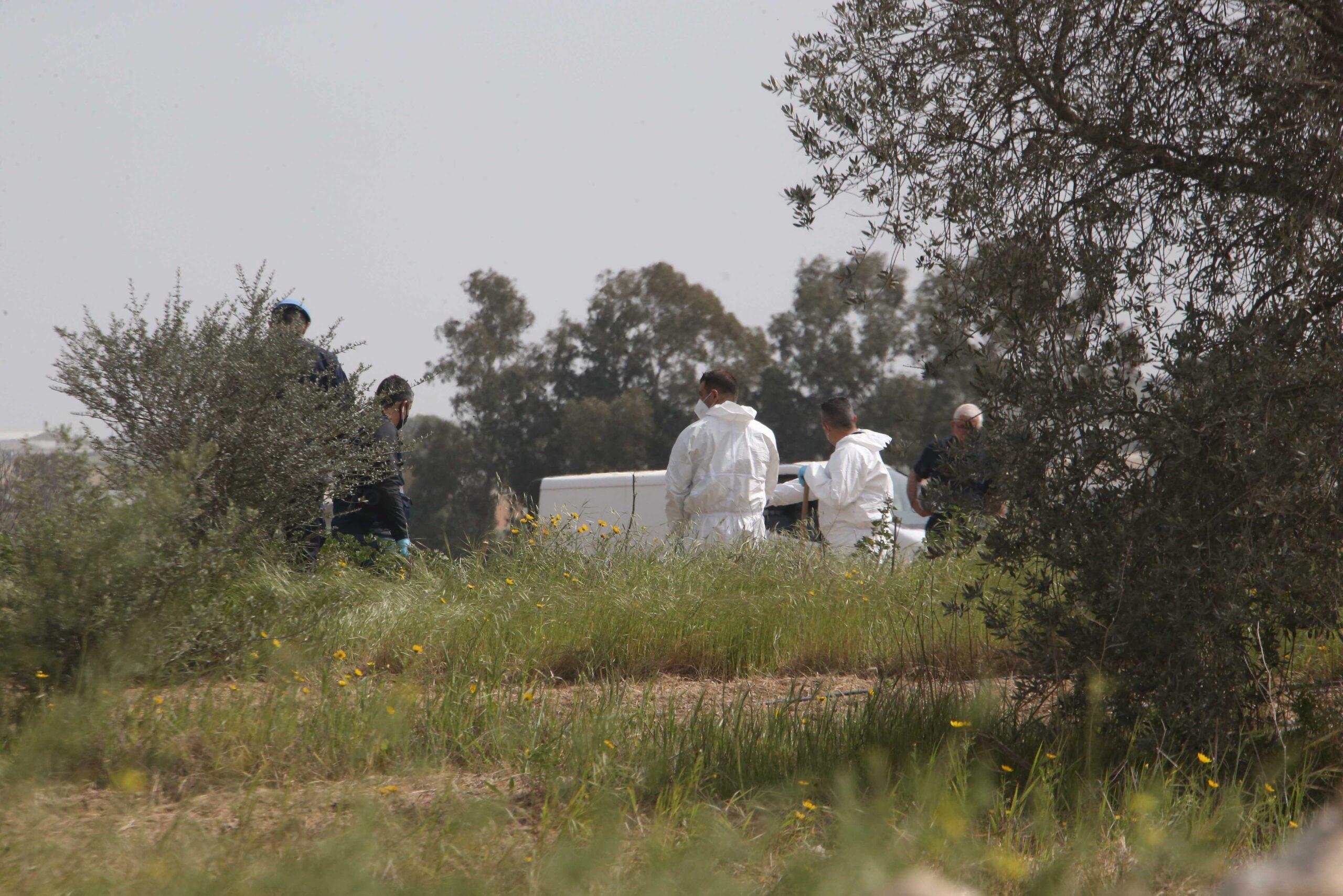 Ο άντρας παραδέχεται ότι δολοφόνησε γυναίκα που βρέθηκε στο πεδίο τον περασμένο μήνα