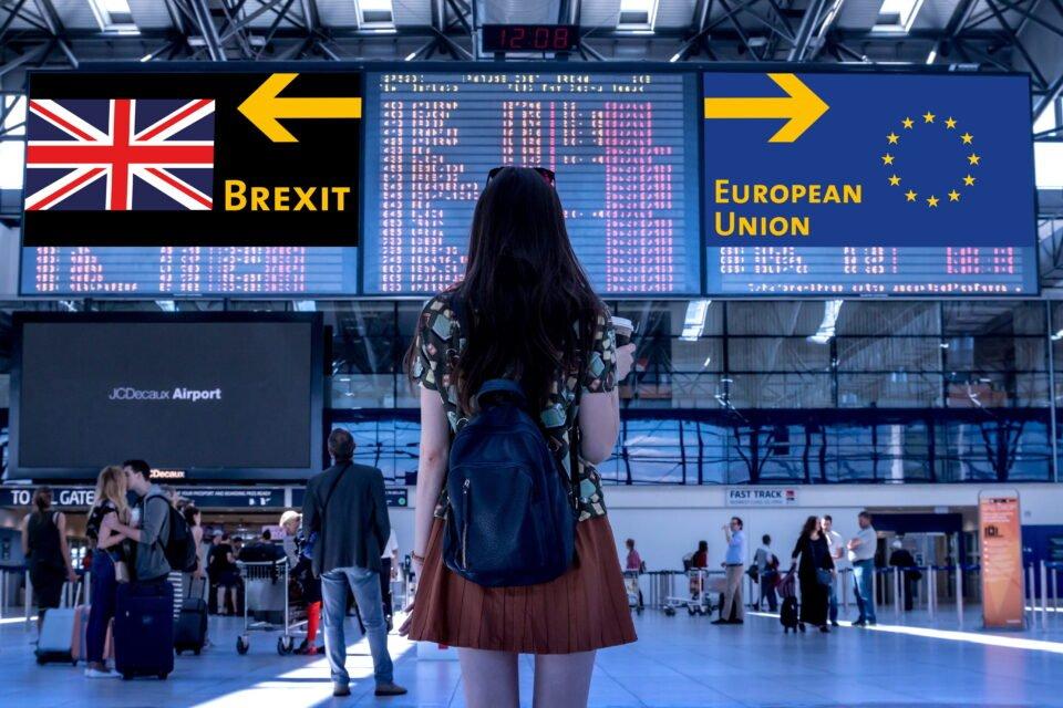 brexit airport