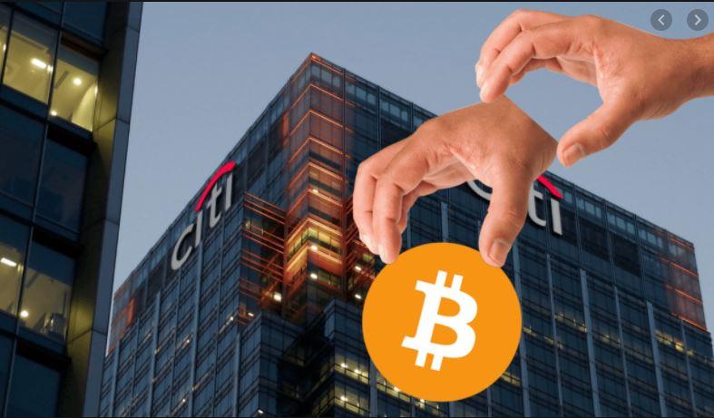 citgroup bitcoin