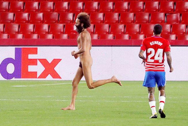 file photo: europa league quarter final first leg granada v manchester united