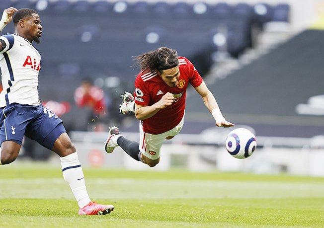 premier league tottenham hotspur v manchester united
