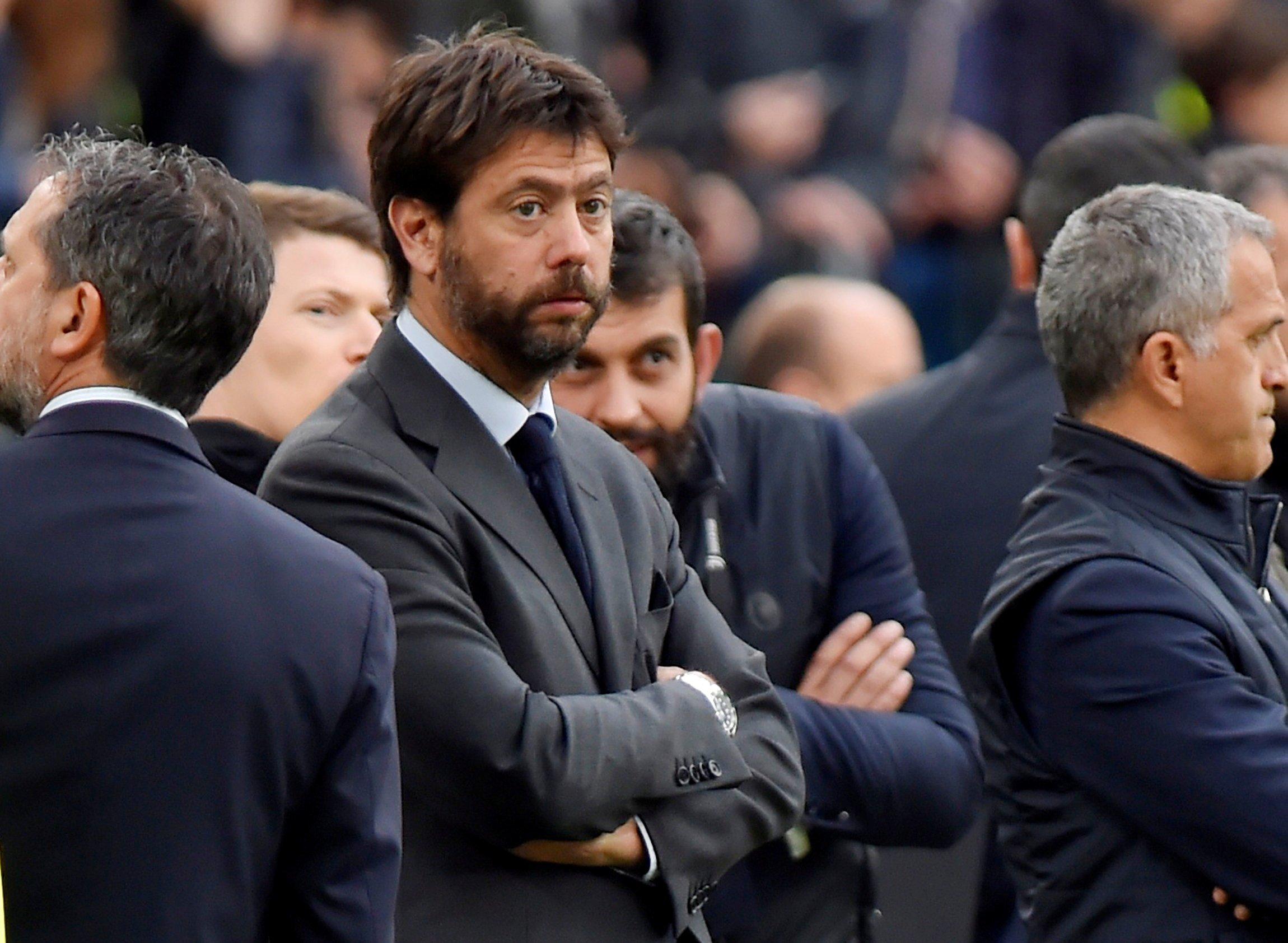 Ο Agnelli παραδέχεται την ήττα μετά την αποχώρηση των αγγλικών συλλόγων από το Super League