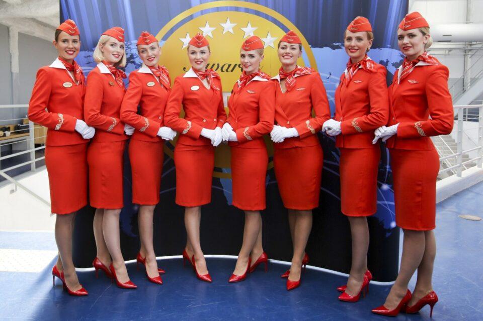 aeroflot crew