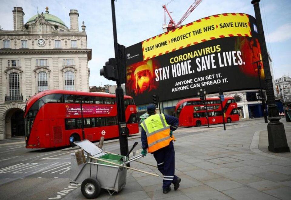 United Kingdom records 9,284 new COVID-19 cases, amid rising trend